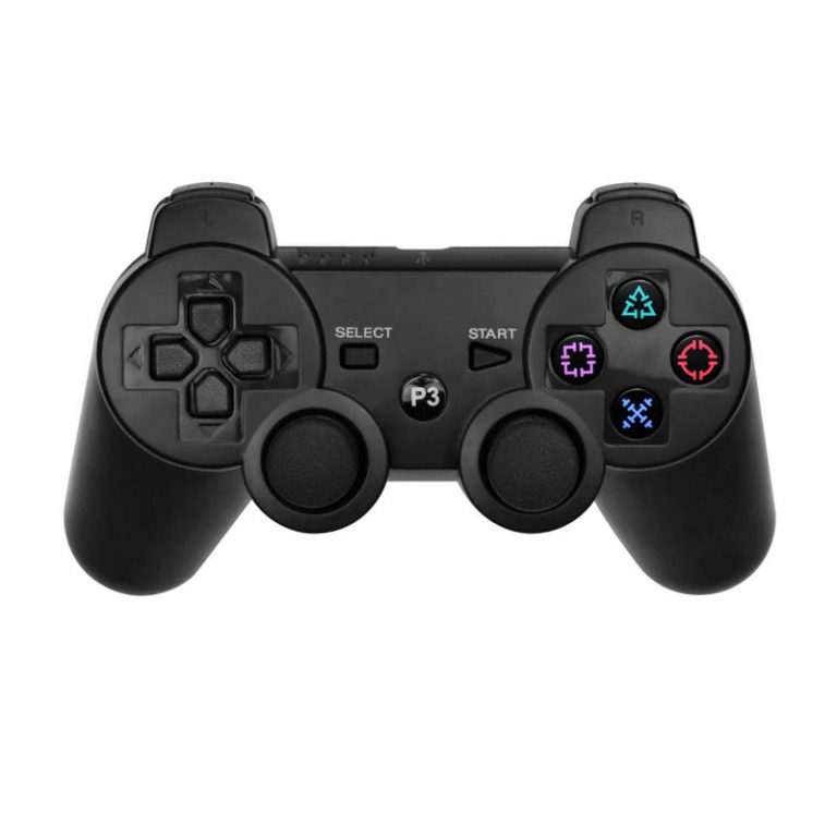 Comando Wireless DualShock 3 Sony PS3 Preto 3