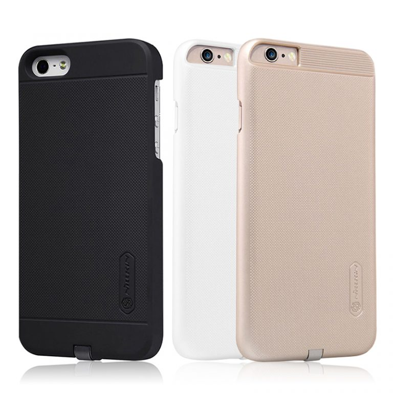 Capa para Carregamento sem Fios Wireless Qi para iPhone 6 Plus Nillkin Magic 1