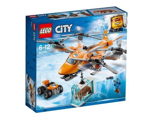 LEGO City Arctic Expedition 60193 1