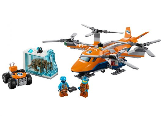 LEGO City Arctic Expedition 60193 4