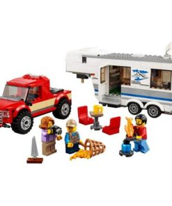LEGO City 60182 Pickup e Caravana 2