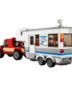 LEGO City 60182 Pickup e Caravana 3