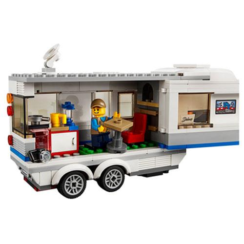LEGO City 60182 Pickup e Caravana 4