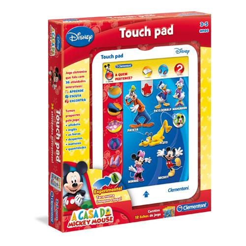Mickey Touch Pad Clementoni 1