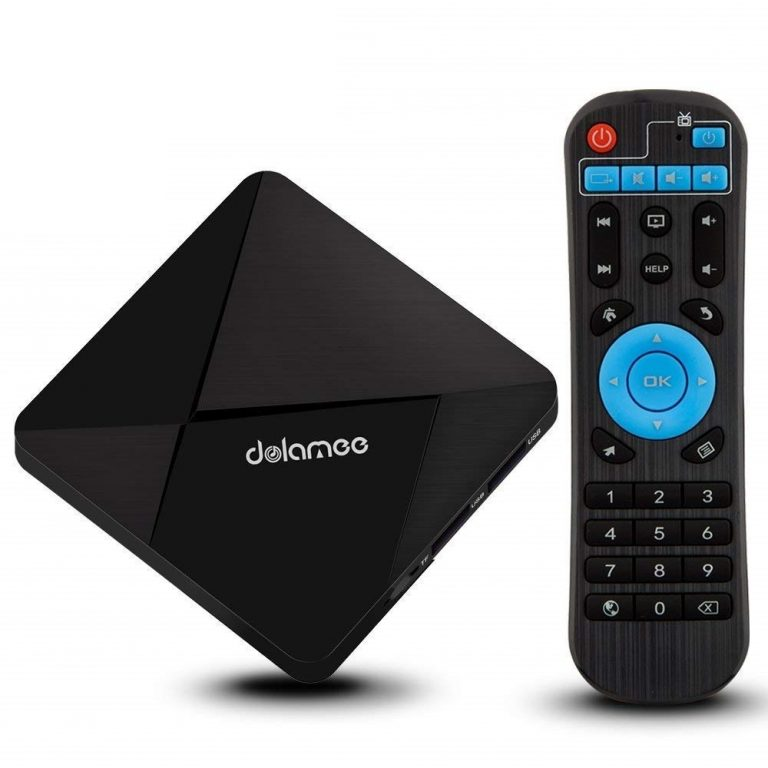 Smart Box TV Android DOLAMEE D5 1
