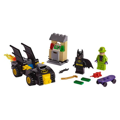 LEGO DC Comics Super Heroes 76137 Batman vs. O Assalto do Riddler 2