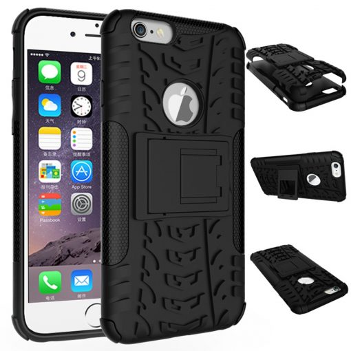 Capa Pneu Anti Choque Resistente para Apple iPhone 6 Plus 1
