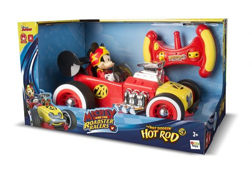 Mickey Super Pilotos RC 1