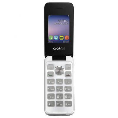 None alcatel 2053 blanco