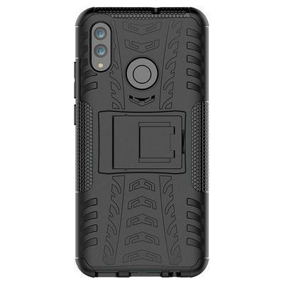 None funda rugerizada huawei p smart 2019 negro