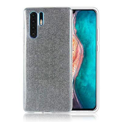 None funda silicona gel huawei p30 pro brillo negro