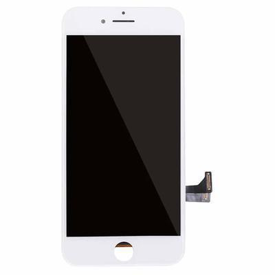 None pantalla completa iphone 8 plus alta calidad con soporte de camarasensores color blanco