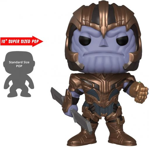 POP Marvel Avengers Endgame 10 Thanos 2