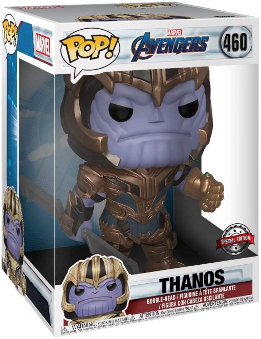 POP Marvel Avengers Endgame 10 Thanos 3