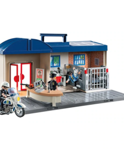 Playmobil City Action Mala Esquadra da Policia 5689 2