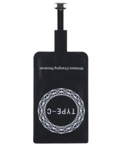 Receptor Wireless Charging Receiver Qi para Carregador Sem Fios – USB C 3