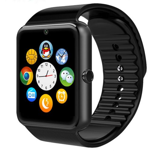 Smartwatch Bluetooth GT08 Android iOS Multilingue 1